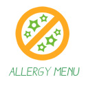 Allergy Menu