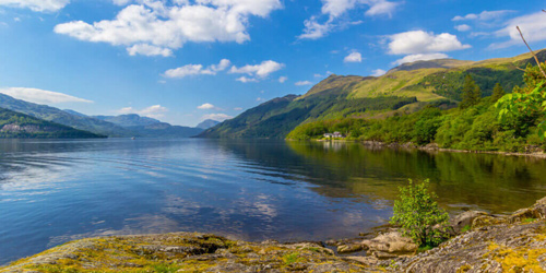 Lochlomond Trossachs